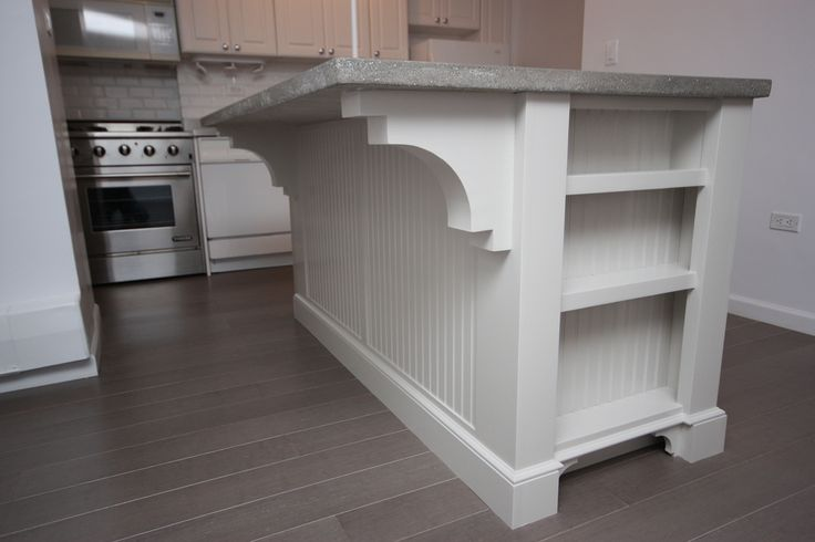 how to make stock cabinets look custom - Google Search