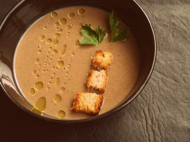 Sopa de Castañas: una de mis sopas favoritas | Paulina Cocina