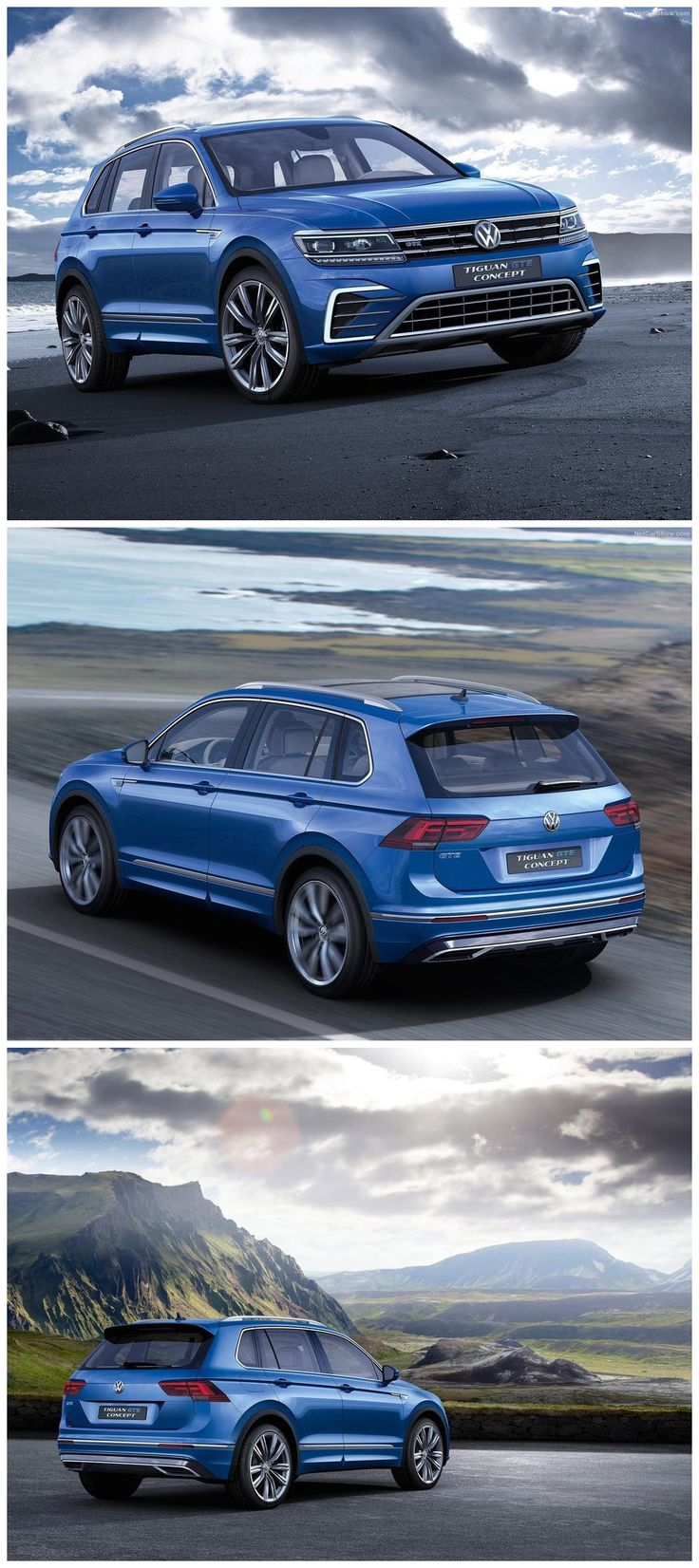 Volkswagen Tiguan http://www.cochessegundamano.es/volkswagen/tiguan/