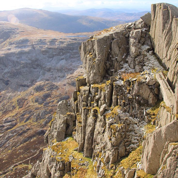 Tryfan. So many rocks to climb on Tryfan, the adults only playground.http://walkhikeclimb.co.uk