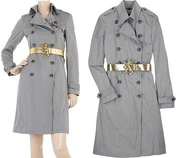 Coat atau Mantel merupakan pakaian panjang yang dipakai oleh wanita ataupun pria untuk melindungi tubuh agar tetap hangat, dan sekaligus bagian dari gaya busana.