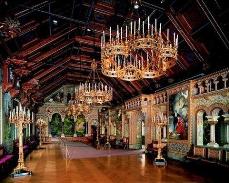 35 best insides of castles images on pinterest   castle interiors