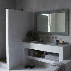 Diseñadora de Interiores: El concreto en el diseño de interiores