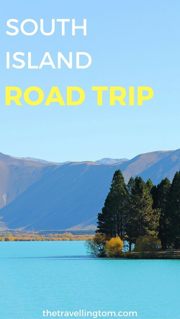 The ultimate South Island trip. Driving arounf the South Island is one of the best things you can do in #NewZealand. The beautiful scenery and open roads are tailor made for road trips. Find out how to make the most of your trip to the South Island with this action-packed road trip!  South Island travel | visit the South Island | South Island road trip itinerary | New Zealand travel | road trips in New Zealand | New Zealand road trips | places to visit in the South Island