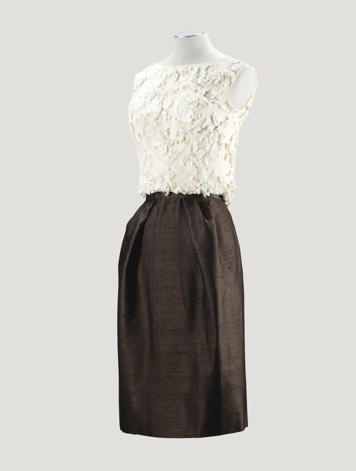 Balenciaga haute couture 1962 tailleur habill en - Maison de haute couture ...
