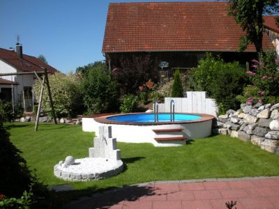 37 best Pool bauen images on Pinterest Swimming pools, Ponds and - pool garten selber bauen