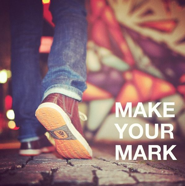 Make your mark with the Shumakers Mark Hi from Cushe now at The Walking Company #twc #twcaustralia #thewalkingcompany #cushe #shumakers #makeyourmark