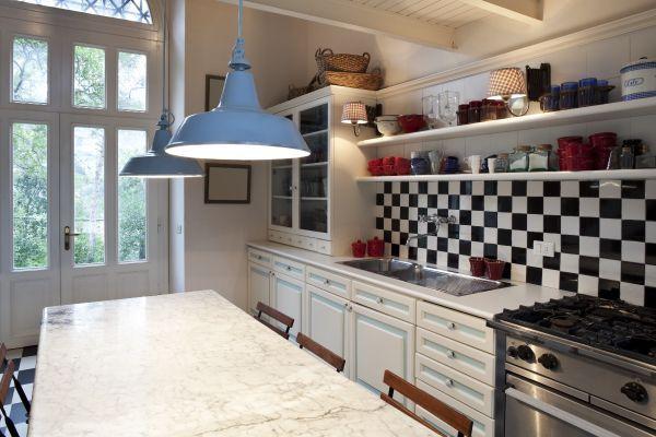 25 beste idee n over wandtegels op pinterest muurtegel geometrische tegels en witte tegels - Idee deco keuken grijs ...