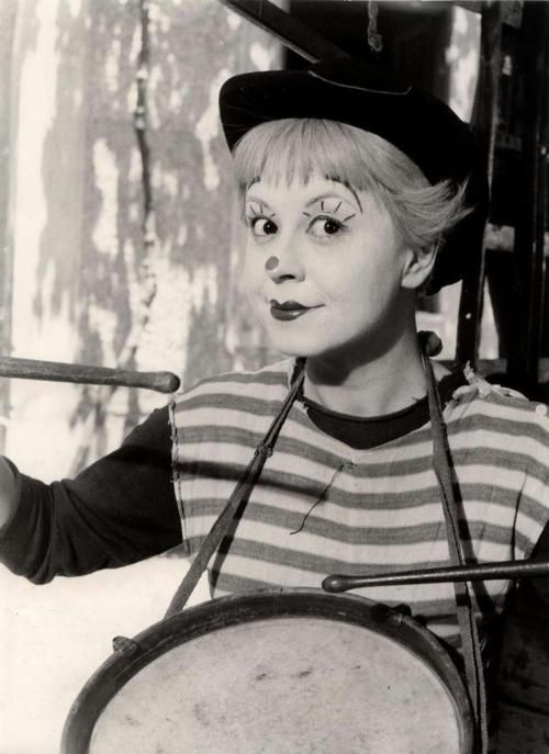 Happy BirthdayGiulietta Masina(22 February 1921 – 23 March 1994  FELLINI MOVIES