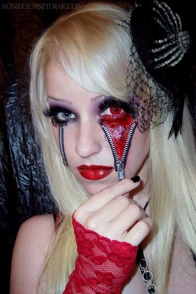 Halloween Makeup Ideas for Women, Men and Kids