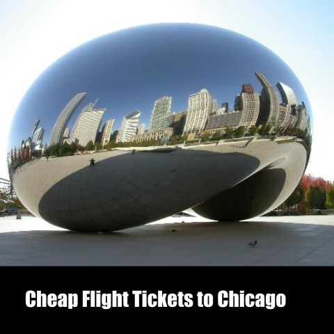 Book your Flights Tickets to #Chicago