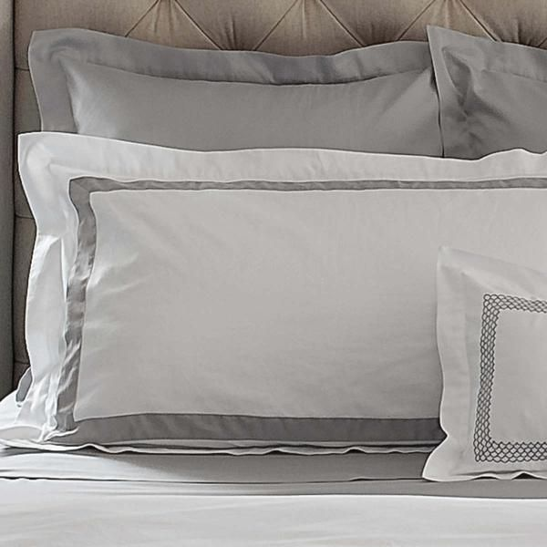 pick up organic pillow shams from boll u0026 branch u0026 add friendly style to your home our chic modern shams flatter every bedroom