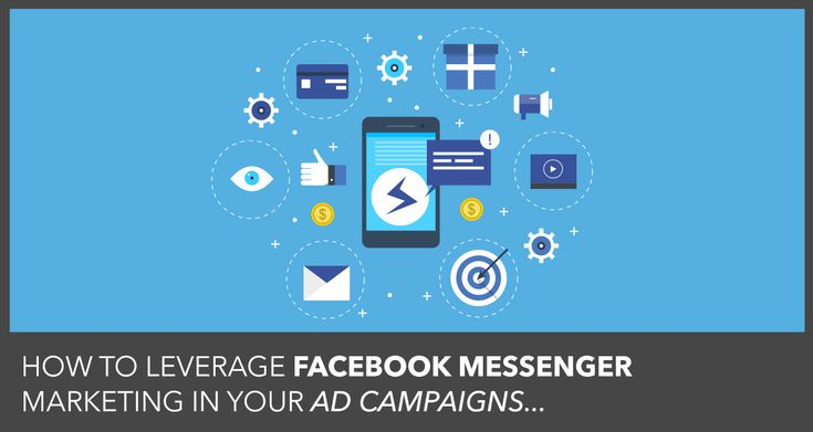 How to Leverage Facebook Messenger Marketing in Your Ad Campaigns | DigitalMarketer  ||  Learn the 3 rules to use Facebook Messenger the right way so you can leverage Facebook Messenger marketing in your ad campaigns. https://www.digitalmarketer.com/leverage-facebook-messenger-marketing/