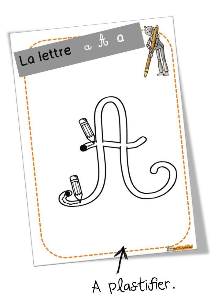 Rituels écriture : les majuscules | S majuscule, Majuscule cursive et Alphabet majuscule cursive