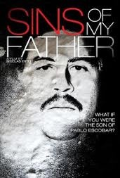 Pablo Escobar - 'Sins of My Father'..  Here you can watch the documentary film about the Cocaine Kingpin, and how his crime affected his family.