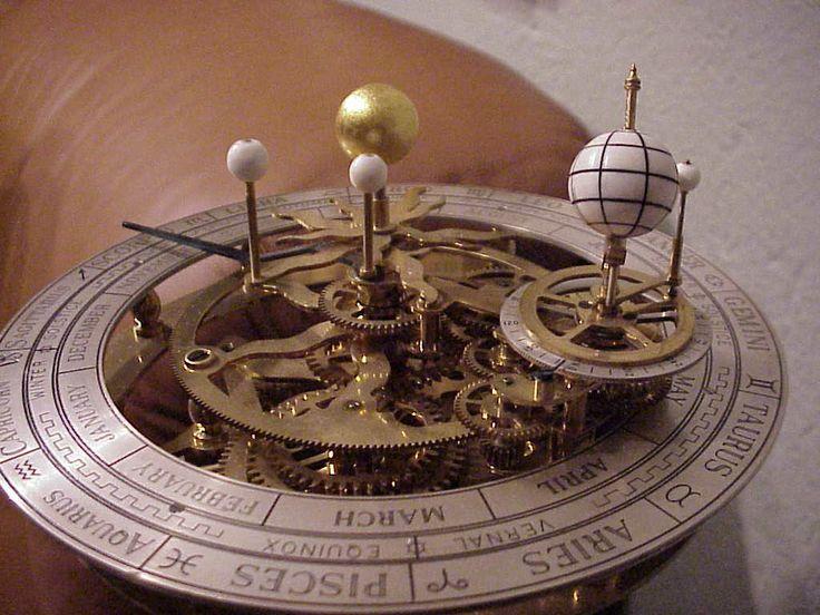 pequeno mecanismo planetário
