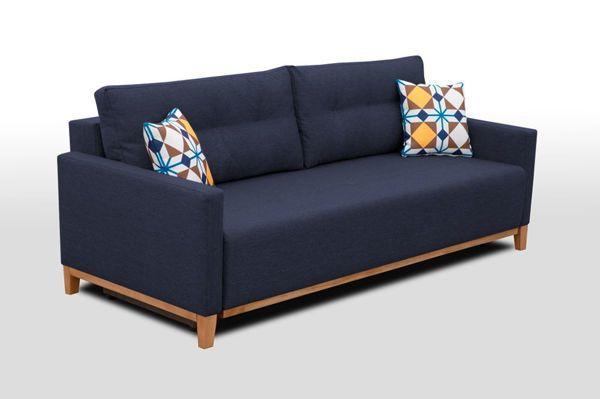 Sofa rozkładana Oslo denim