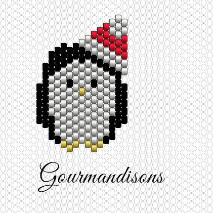 pingouin de Noel