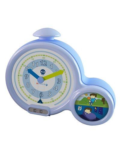 Réveil enfant LILIKIM Kid'Sleep Clock BLEU+ROSE - vertbaudet enfant