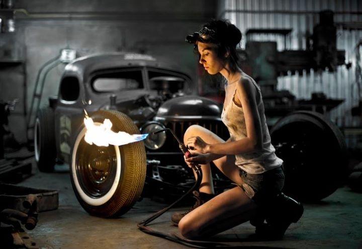 Think, you sexy welding girls mistaken