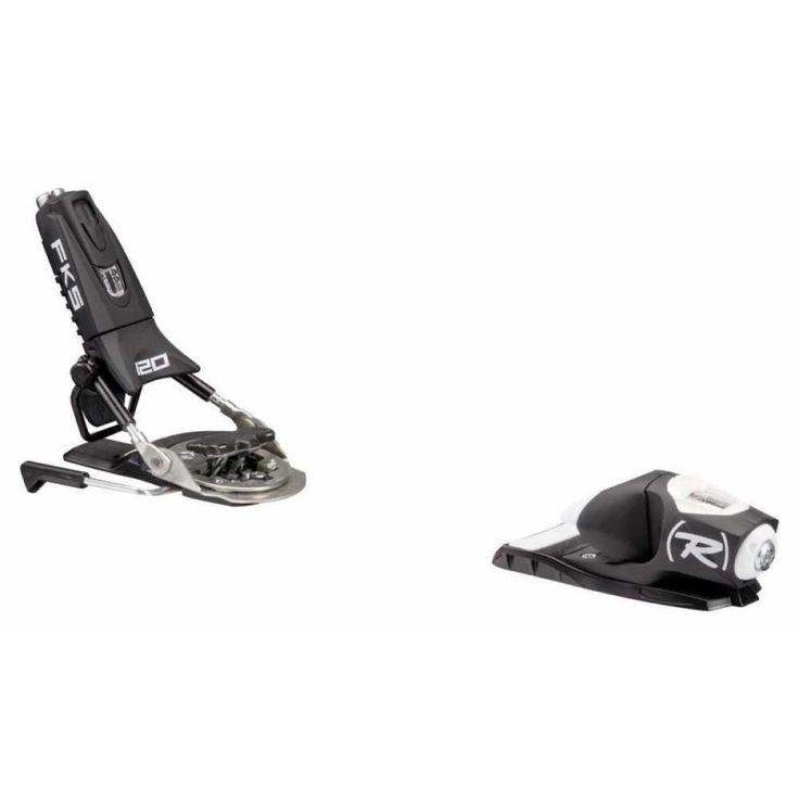 Rossignol Fks 120 Ski Bindings -- Black/white