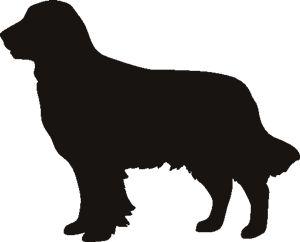 Golden Retriever Stencil | Golden Retriever Stencils | Dog Stencil | Dog Stencils