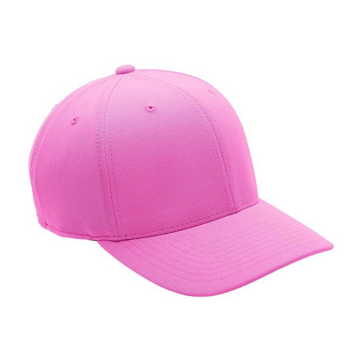 Flexfit for Team 365 Sport Chrty Pink Cool & Dry Mini Pique Performance Cap