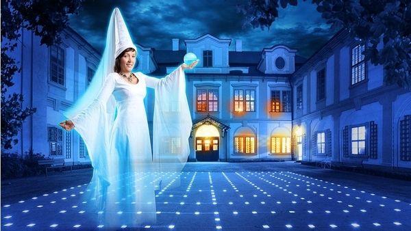 Bílá paní odhalí tajemství zámku Loučeň