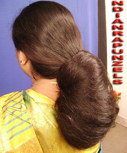 Ir15  Thick Long Hair Video  2  Long Hair India  Long -6895