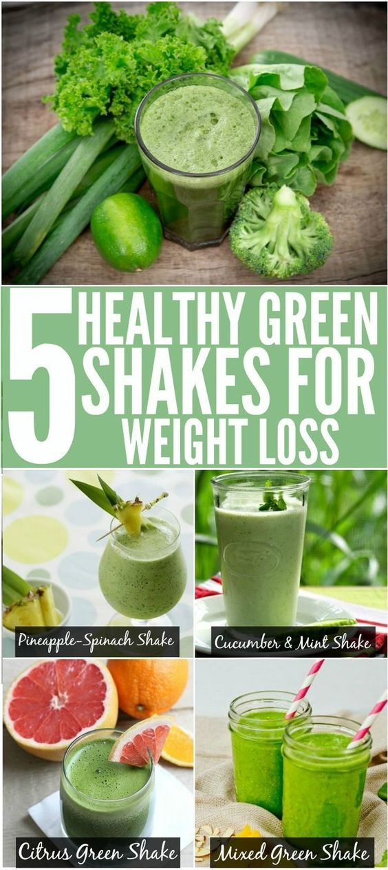 5 Healthy Shakes To Lose Weight Naturally – Daily Wonders