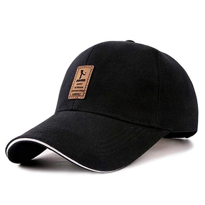 Gorra de béisbol ajustable de algodón de estilo vintage unisex para Deportes  al aire libre ( 5831c452f1e