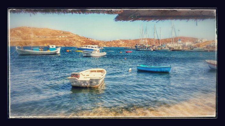 Livadi, Serifos island.Greece