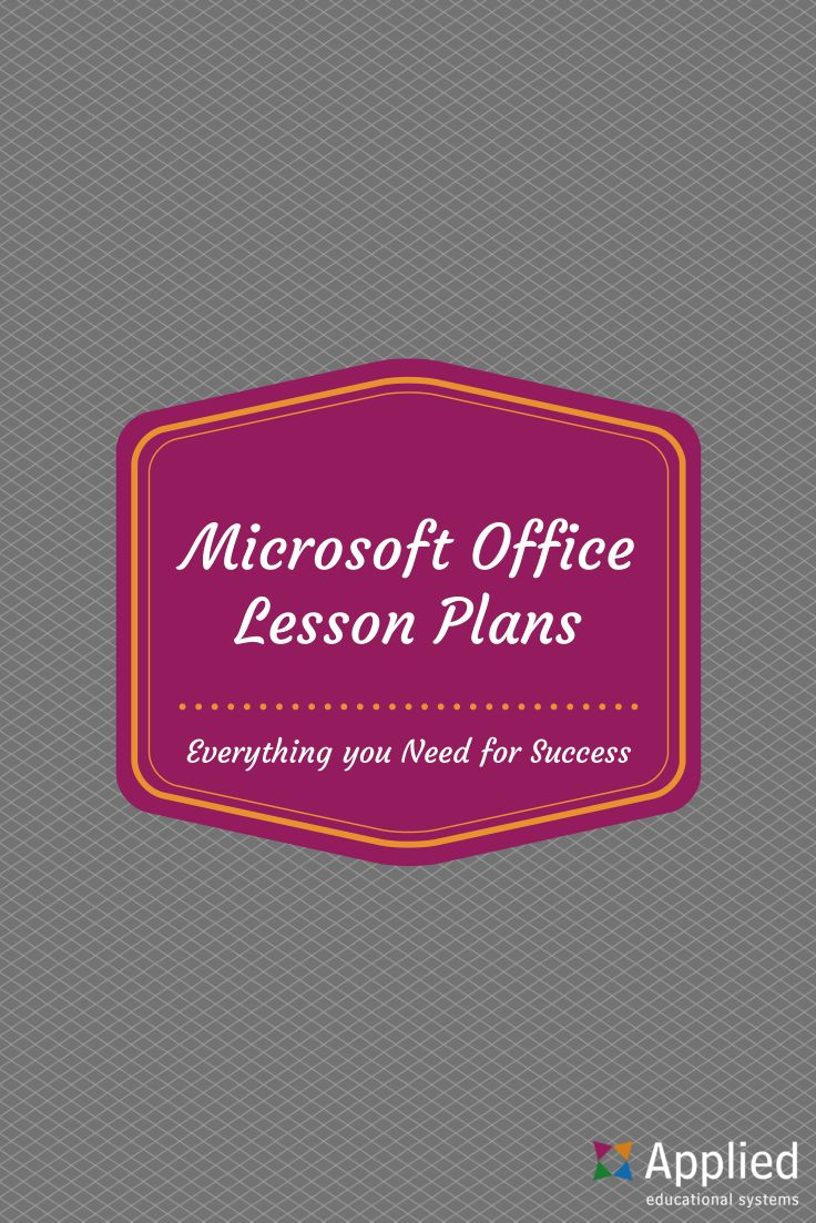 Where to find Microsoft Office Lesson Plans, how other teachers are using them, and how it is helping with student engagement: http://www.aeseducation.com/businesscenter21/microsoft-office-lesson-plans/ #LessonPlans #Education