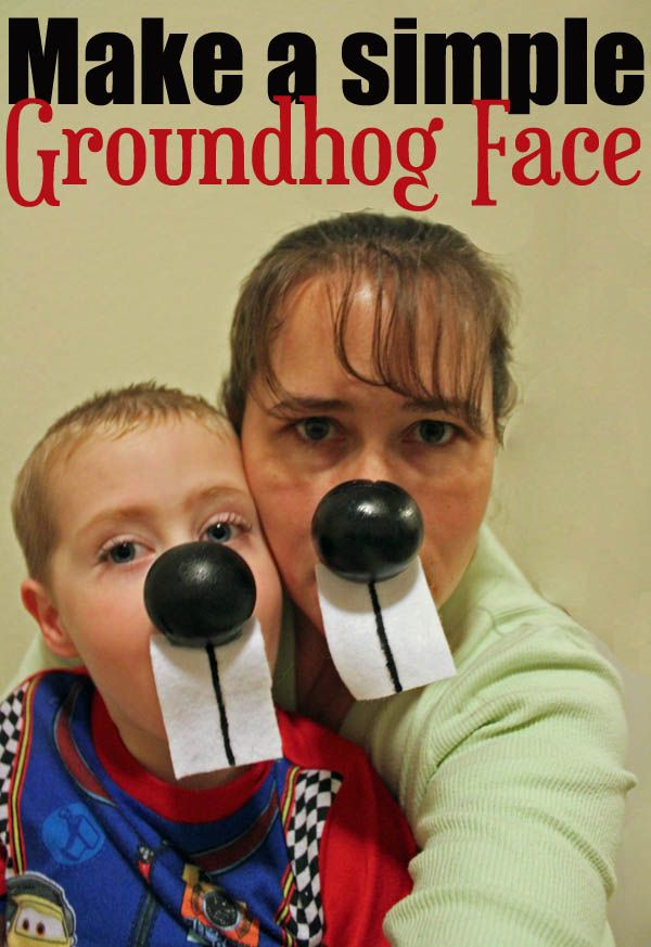 Groundhog Face