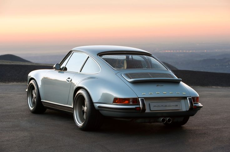 'Virginia,' A Porsche 911 By Singer | Motrolix - Porsche 911 Virginia By Singer 02