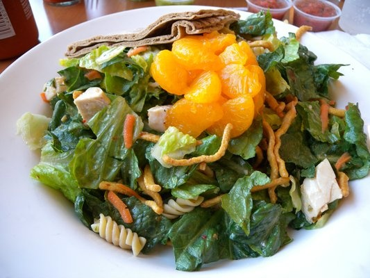 Chinese Chicken Salad - California Chicken Cafe (one of my favorite salads!)