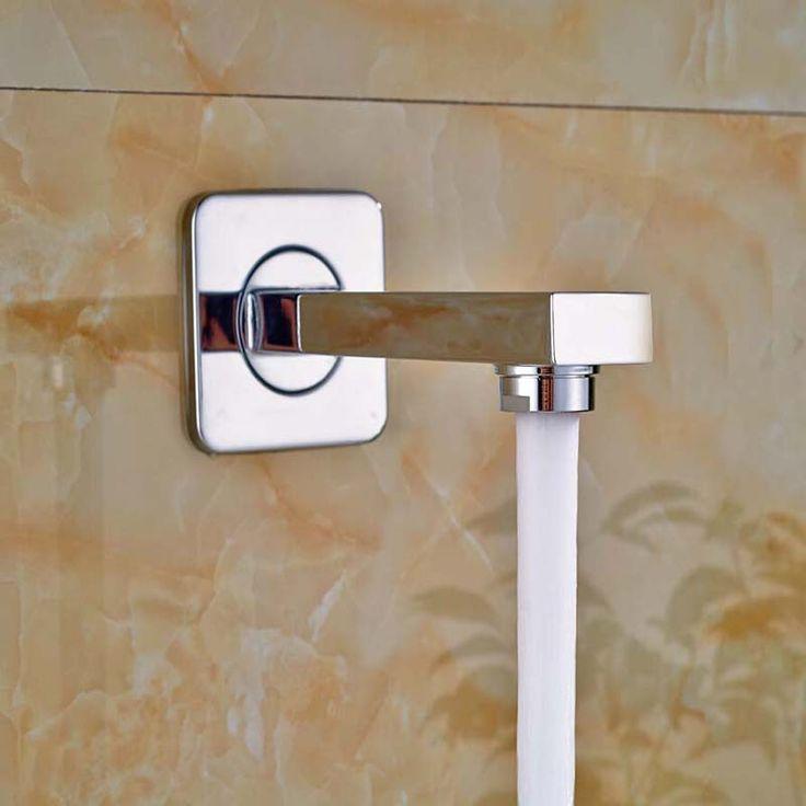 Wall Mount Bathroom Tub Square Spout //Price: $26.10 & FREE Shipping //     #HomeDecor #ModernShowerIdeas