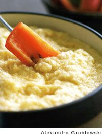 Cauliflower Fondue with Asiago and Smoked Paprika Recipe. vegetables ...