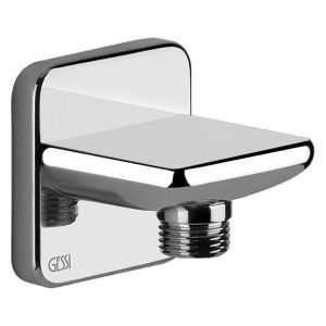 41169 - Gessi ISPA Elbow Wall Connector - Bathroom #abeyaustralia #gessi #wallconnector