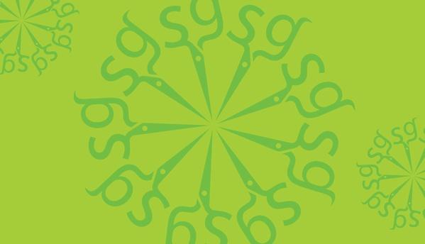 SMART & GLAM MENS HAIR SALON / LOGO & BUSINESS CARD on Behance