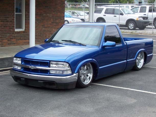 Pin By Devin Heavey On Chevrolet S10 Customization S10 Truck Chevy S10 Gm Trucks