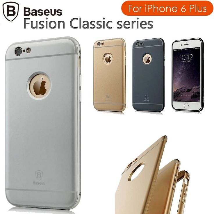 Baseus Fusion Classic Case iPhone 6 Plus - Rp 199.000 - kitkes.com