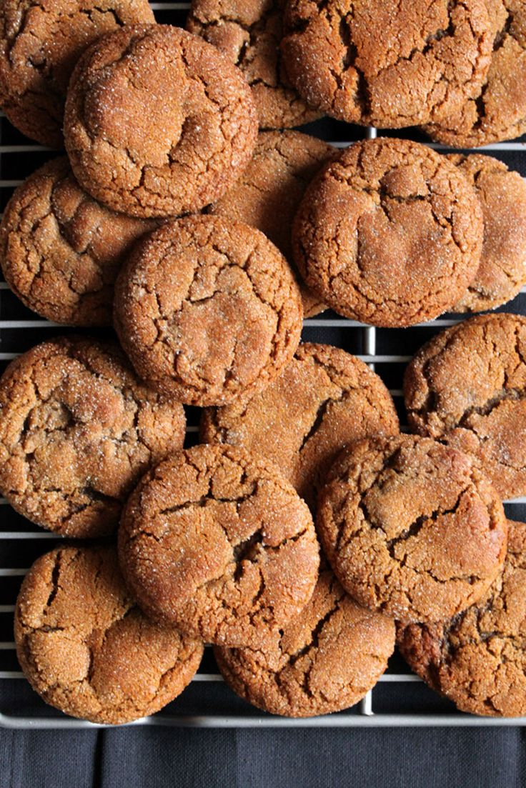 The BEST Ginger Molasses Cookies (5 ways!) - I Heart Naptime