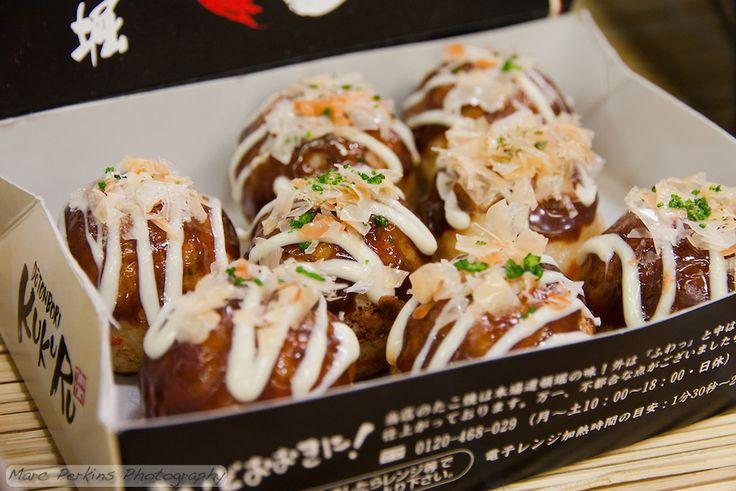 Takoyaki ~ Japanese Food
