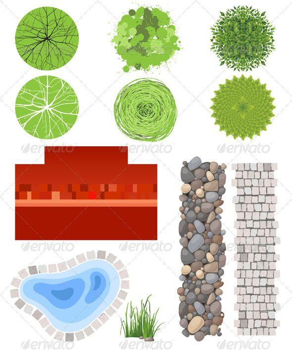 187 best images on pinterest landscape architecture landscape design elements malvernweather Image collections