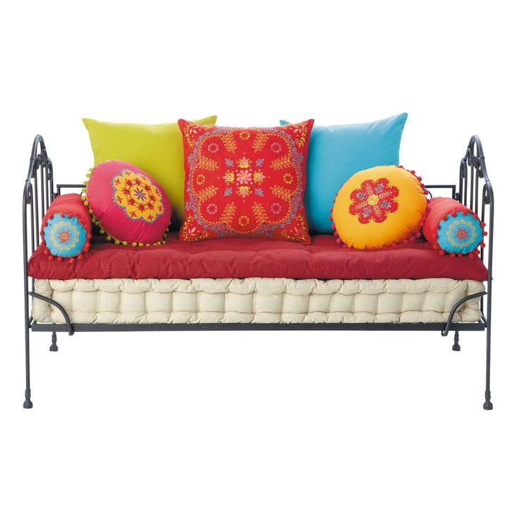 designer couch bunt. Black Bedroom Furniture Sets. Home Design Ideas
