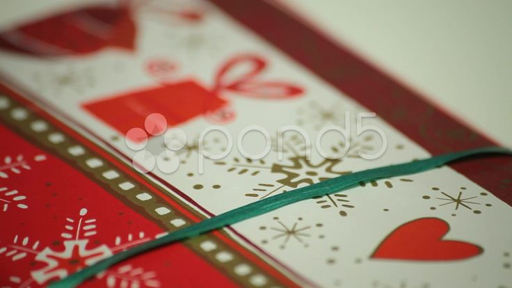 decorative christmas gift wrapping - Stock Footage | by ionescu  #giftwrapping #gift #wrapping #stockfootage