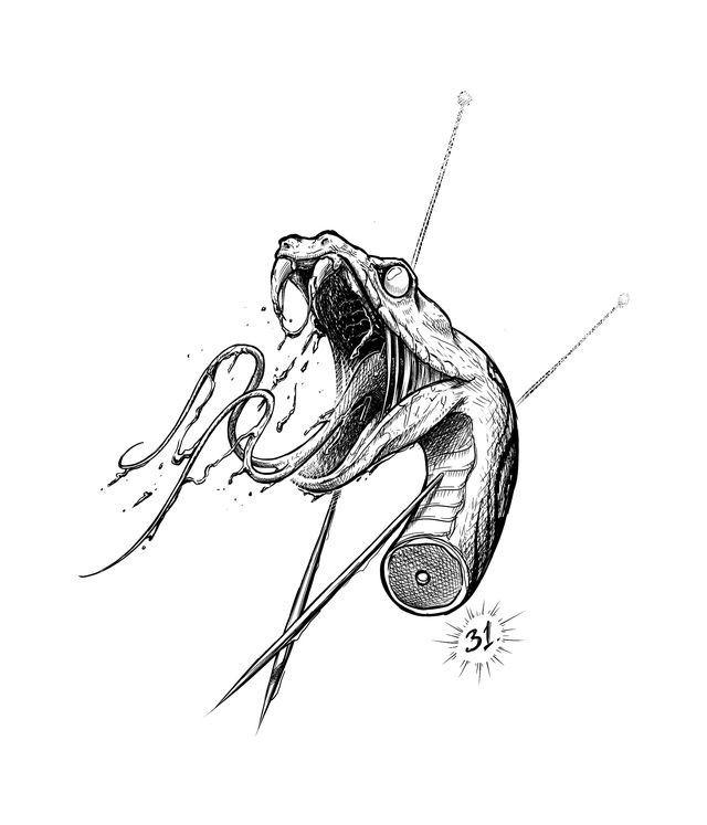 Pin De Amilkar Cuello En Sketch 2 Como Dibujar Tatuajes Dibujo De Serpiente Arte Del Bosquejo