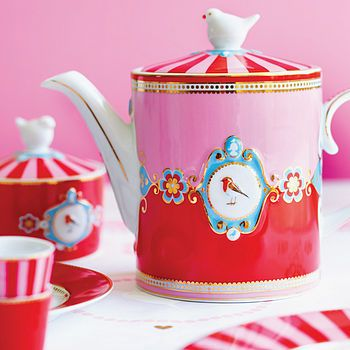 PiP Studio Lovebirds Teapot
