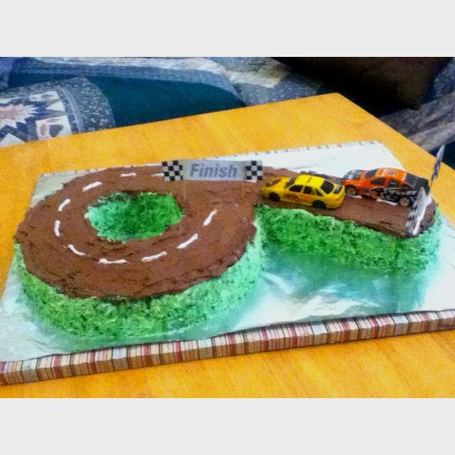 Birthday Cake for 6 year old boy